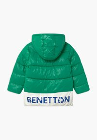 Benetton - Giacca invernale - green - 1
