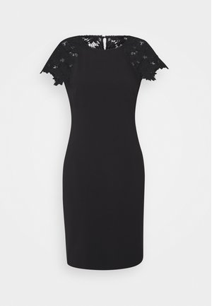 Cocktail dress / Party dress - true black