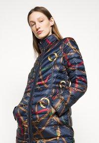 Lauren Ralph Lauren - MATTE FINISH COAT - Down coat - navy - 4