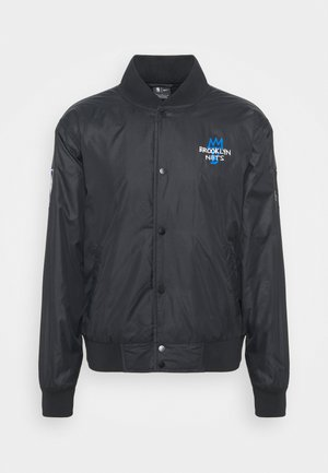 NBA BROOKLYN NETS CITY EDITION JACKET - Træningsjakker - black