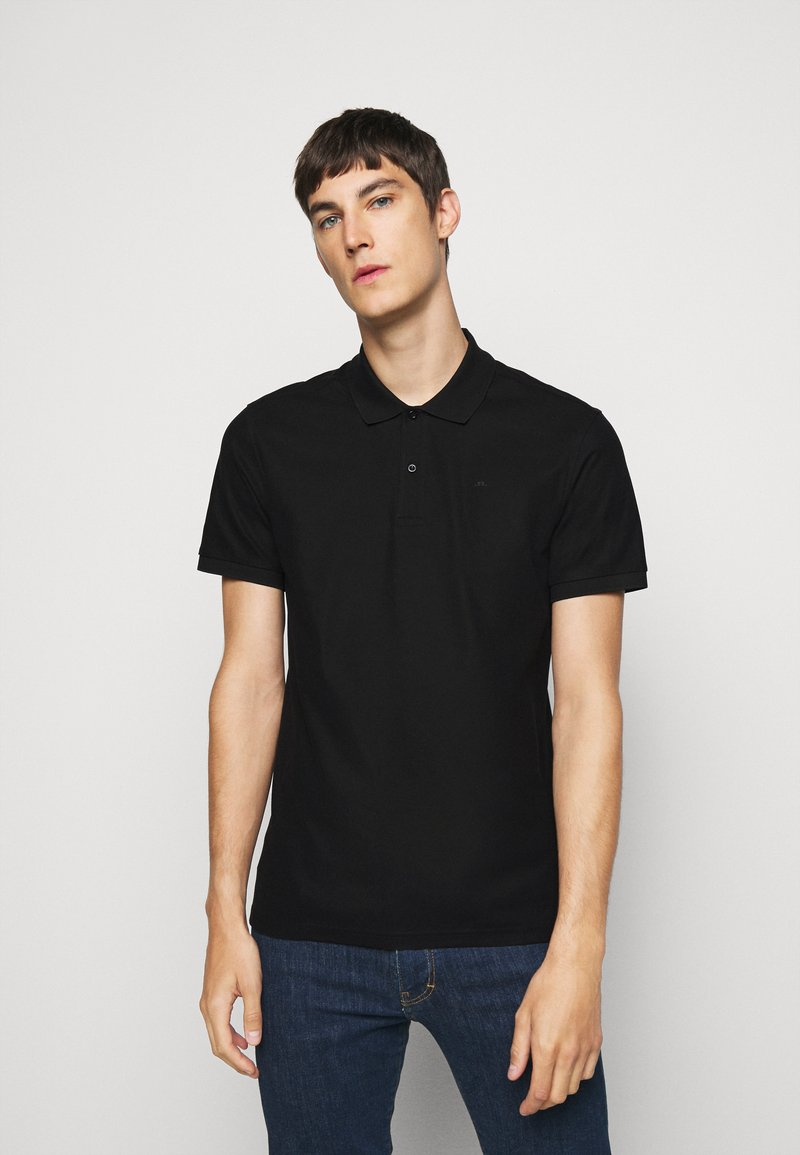 J.LINDEBERG - TROY - Polo shirt - black