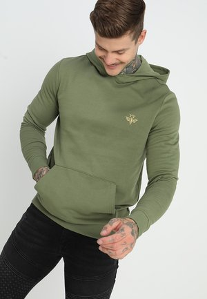 Sweat à capuche - khaki