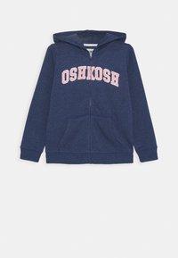 OshKosh - LOGO HOODIE - Hoodie - blue - 0