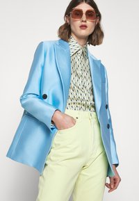 DESIGNERS REMIX - HAILEY - Short coat - sky blue - 3
