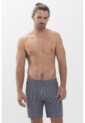 Pyjama bottoms - light grey melange