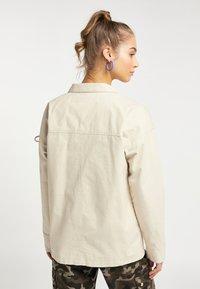 myMo - Light jacket - creme - 2