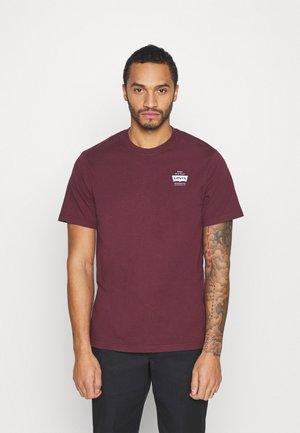 TEE UNISEX - T-shirt med print - sasafrass