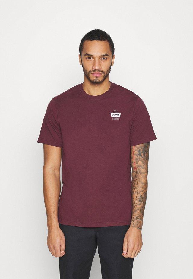 TEE UNISEX - T-shirt print - sasafrass