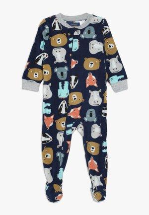 ANIMALS BABY - Pyžamo - dark blue