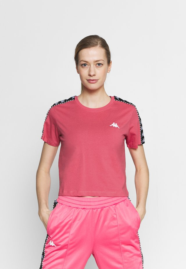 INULA - T-shirt con stampa - pink