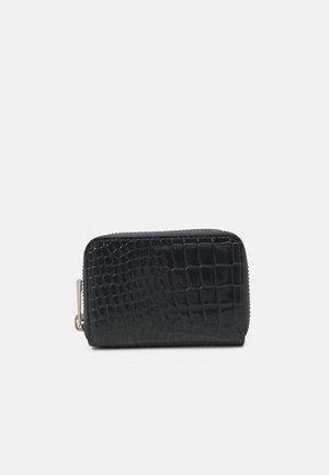 WALLET ZIPPER - Wallet - grey dark