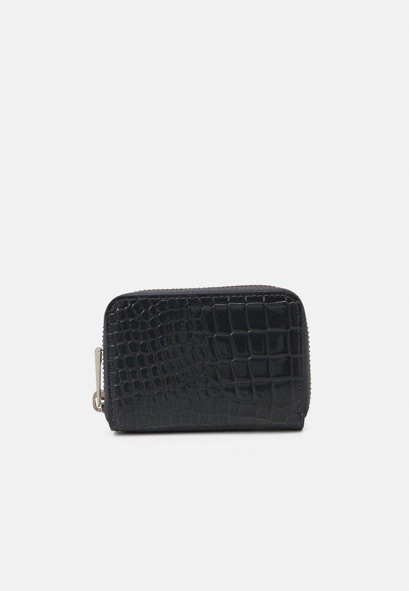 HVISK - WALLET ZIPPER - Wallet - grey dark