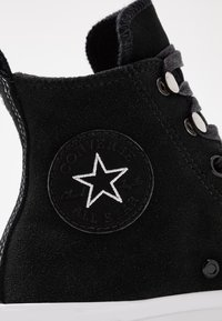 Converse - CHUCK TAYLOR ALL STAR HIKER FINAL FRONTIER - Høye joggesko - black/white - 2