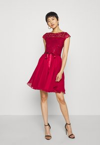 Swing - Cocktail dress / Party dress - rio rot - 1