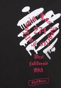 274 - WEST TEE - Print T-shirt - black - 6