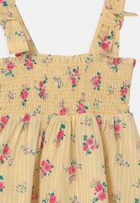 GAP - TODDLER GIRL DRESS - Day dress - yellow - 2
