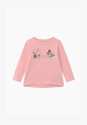 NMFLANAYA - T-shirt à manches longues - coral blush