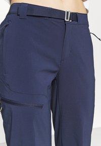 Columbia - TITAN PASS™ PANT - Pantaloni - nocturnal - 4