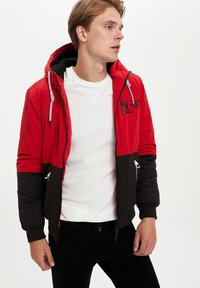 DeFacto - Light jacket - red - 0