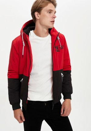 Light jacket - red