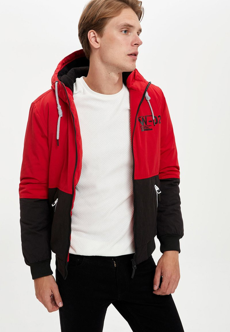 DeFacto - Light jacket - red