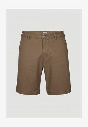 FRIDAY NIGHT  - Shorts - tobacco brown