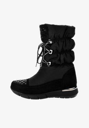 COMINIO - Bottes de neige - black
