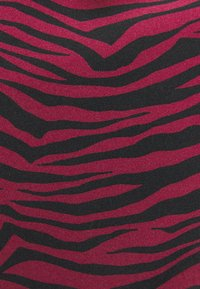 MICHAEL Michael Kors - ZEBRA CLASSIC BOTTOM - Bikini bottoms - ruby - 2