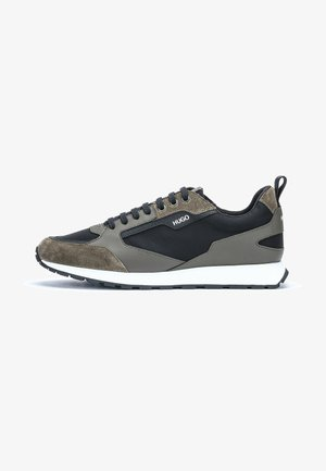 ICELIN RUNN - Sneakers laag - dark green