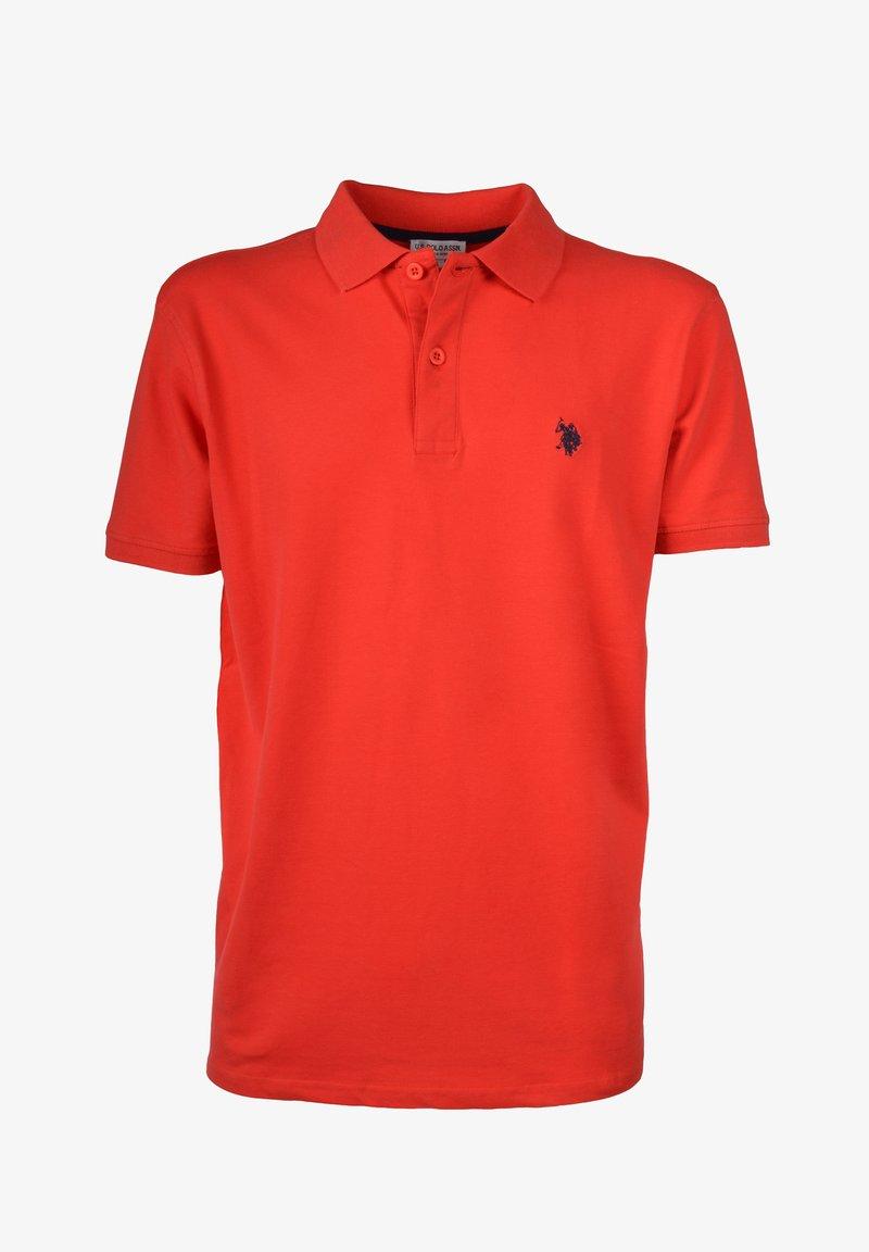 U.S. Polo Assn. - Polo shirt - coral