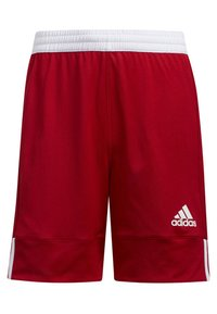 adidas Performance - 3G SPEED REVERSIBLE SHORTS - Sports shorts - red - 1
