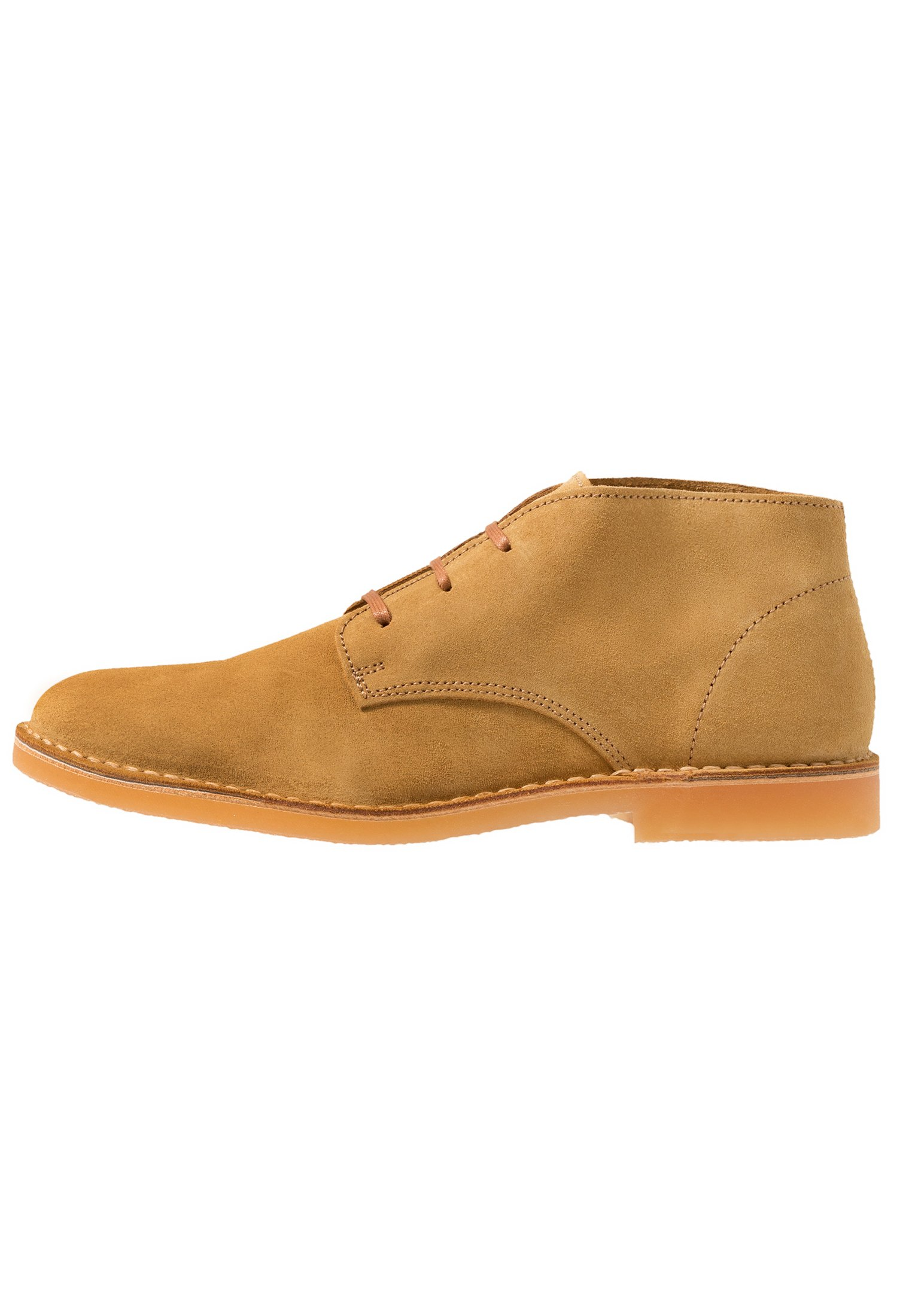 Homme SLHROYCE DESERT LIGHT BOOT - Chaussures à lacets