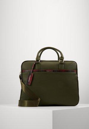 CODE - Briefcase - verde militare