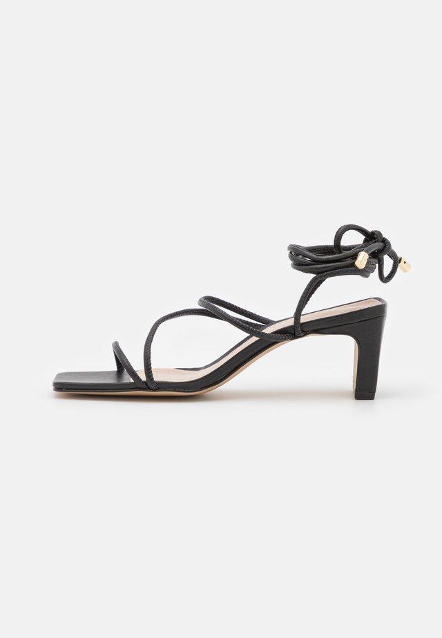 TEFFIP - Sandals - black