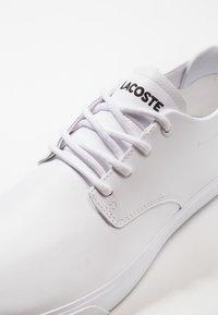 Lacoste - ESPARRE - Baskets basses - white - 5