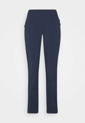 RUNBOLD LIGHT PANTS WOMEN - Trousers - marine