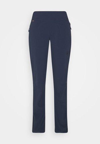 RUNBOLD LIGHT PANTS WOMEN - Pantalon classique - marine