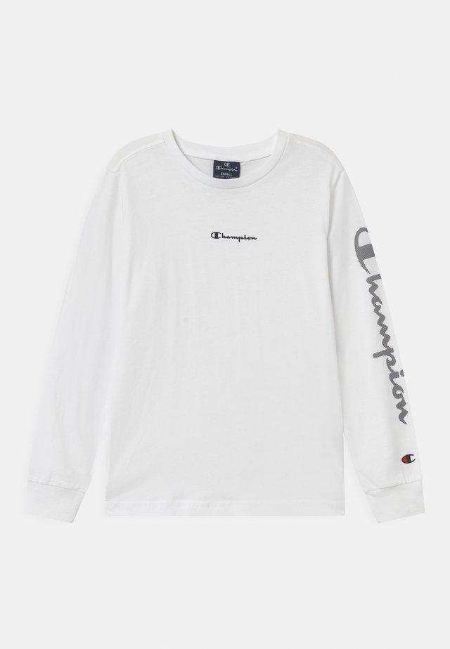 LEGACY AMERICAN CLASSICS CREWNECK UNISEX - Långärmad tröja - white