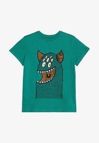Friboo - Print T-shirt - emerald - 2