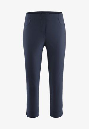 LOLI-532 14060 CAPRIHOSE STRETCH - Trousers - dunkelblau