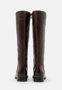 Caprice - BOOTS - Kozaki - dark brown - 3