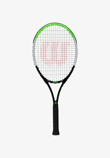 BLADE FEEL BESAITET  - Tennis racket - schwarz/grün