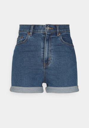 Shorts di jeans - blue medium dusty