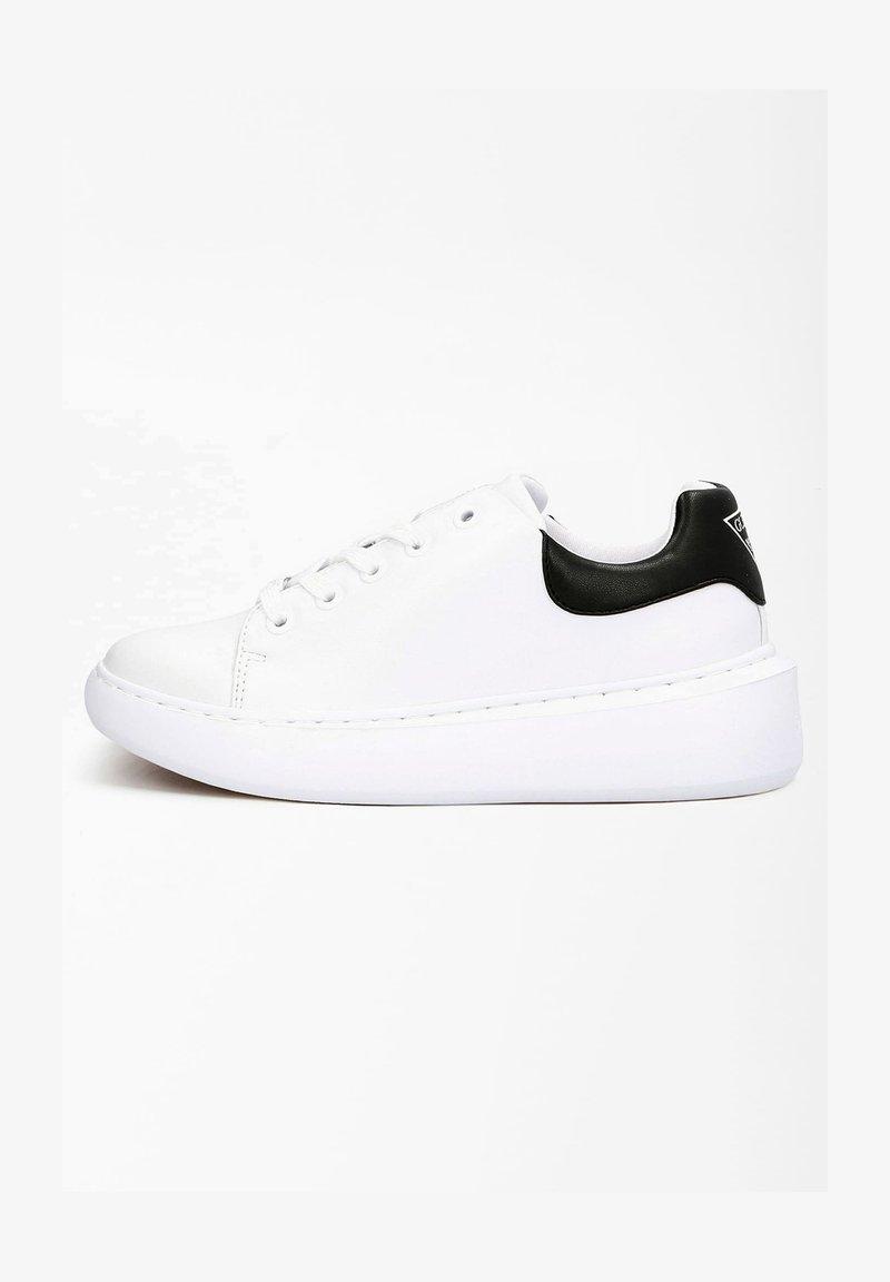 Guess - Sneakers basse - mehrfarbig, weiß