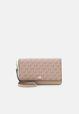 PHONE CROSSBODY - Monedero - truffle
