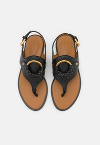 See by Chloé - HANA - T-bar sandals - black - 4