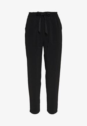 OBJARIA  - Trousers - black