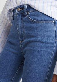 Paige - HOXTON  HEM - Jeans Skinny Fit - arctic ombre - 3