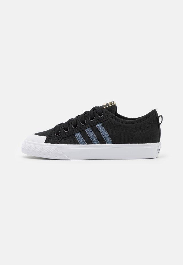 NIZZA  - Tenisky - core black/footwear white