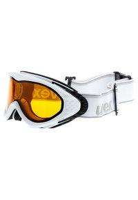 Uvex - ONYX - Ski goggles - white mat - 0